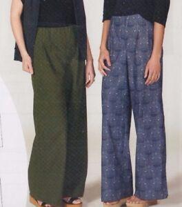 PATTERN-Artisan-Pants-women-039-s-sewing-PATTERN-Indygo-Junction