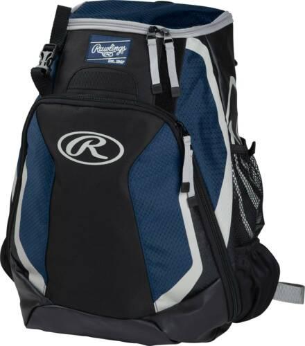 New Rawlings Baseball Player/'s Large Backpack