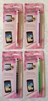 2-in-1 Sparkle Stylus & Ink Pen- Tablet Or Cell Phone Touch Screen Accessory