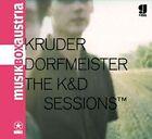 The K&D Sessions by Kruder & Dorfmeister (CD, Sep-2011, !K7 (Record Label))