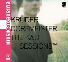 The K&D Sessions by Kruder & Dorfmeister (CD, Sep-2011, !K7)