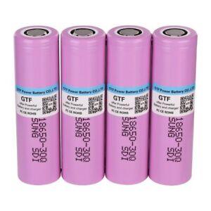 Li-ion-100-Original-3-7V-18650-Battery-3000mAh-INR18650-30Q-20A-Discharge