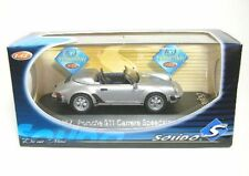 Porsche 911 Carrera Speedster (silver)