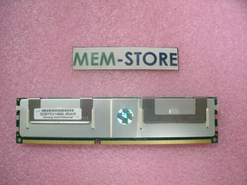 A7545684 SNPJGGRTC//32G 32GB DDR3 1866MHz LRDIMM Memory Dell PowerEdge M420 M620
