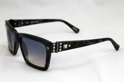 LANVIN SLN511SN SLN 511SN 09T8 Blue Marble w//Grey Gradient Sunglasses 54-17-140
