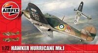 Airfix A02067 Hawker Hurricane Mk.I Aircraft Kit 1/72nd Scale FREE 1st Post