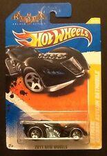 New Hot Wheels  Batman ARKHAM Batmobile Diecast DARK KNIGHT RISES Returns