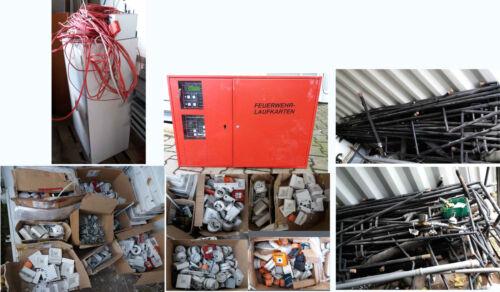 Industrie Brandmeldeanlage Brandmelder usw Priorit Feuersafe Sicherheitsleuchten
