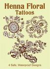 Henna Floral Tattoos by Anna Pomaska (Paperback, 2004)