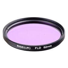 52MM FLD Fluorescent Filter For NIKON D5100 D5000 D3100 D3000 D90 D80 D300