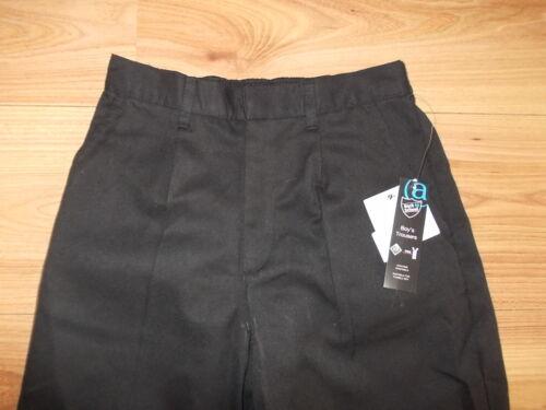 "Boy/'s Black School Trousers From /""Back To School/"""