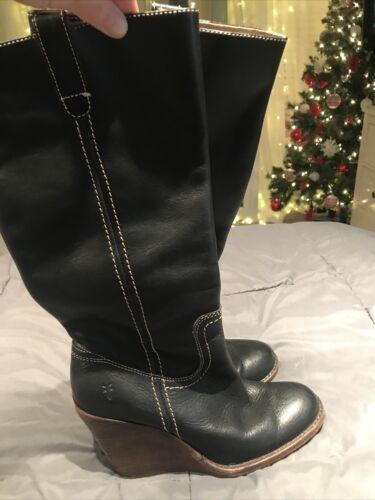 frye boots 7.5 womens