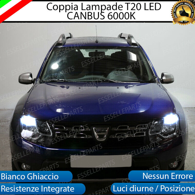 """2009-2014 COPPIA 2 LAMPADINE LED BIANCO GHIACCIO POSIZIONI /""""VOLKSWAGEN POLO/"""""""