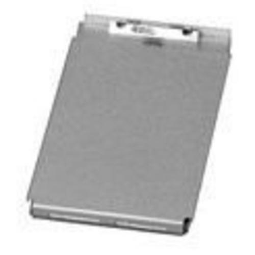 Posse Box TTS-43 Silver Lightweight Compact Anodized Aluminum Ticket Tender
