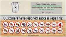 Ultrasonic Pest Control | Cleanrth QuadCore Electronic Pest Repeller