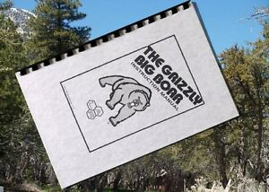 Lar Grizzly Big Boar 50 Bmg Rifle Gun Owners Instruction Manual 50