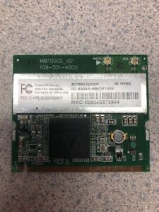 BROADCOM BCM94306MP DRIVERS FOR WINDOWS 7