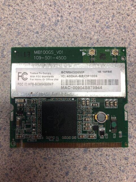 Gateway E-4500D Broadcom LAN Windows 8 X64
