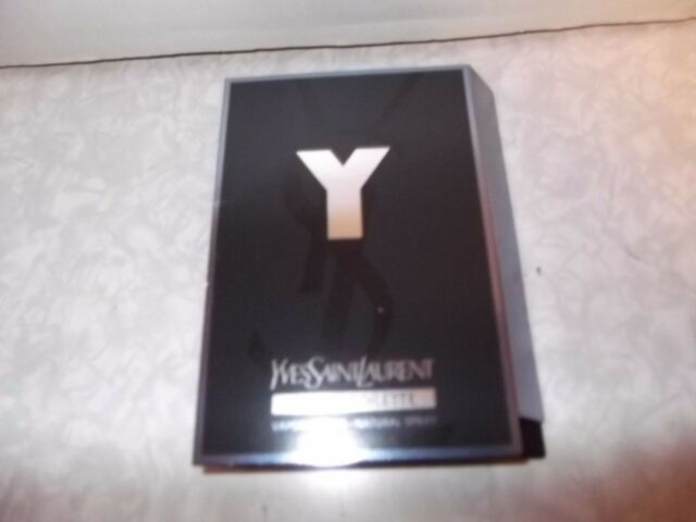 "Men's ""Y"" by YSL Eau De Toilette 1 x 1.2ml Sample Spray. New Free Postage option"
