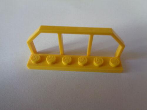 choose color LEGO Barrière Train Gare 1 x 8 x 2 Fence 6583