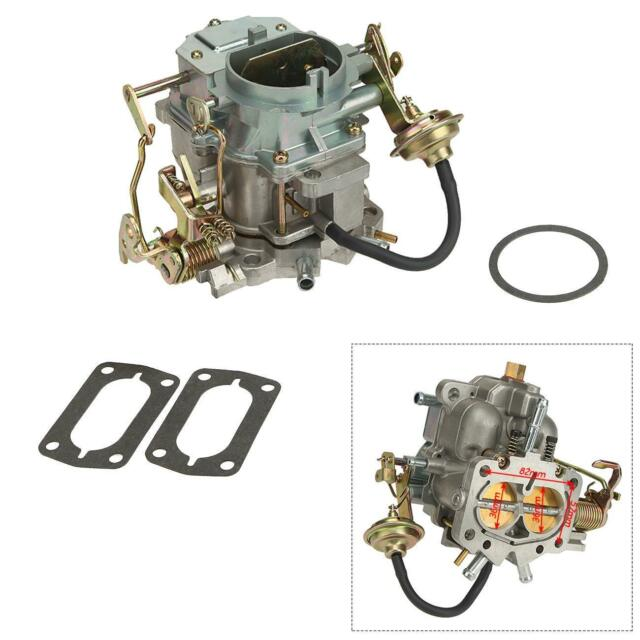 Carburetor 2BBL Replace System For Dodge Dart Charger Plymouth C2 BBD 273 318 US