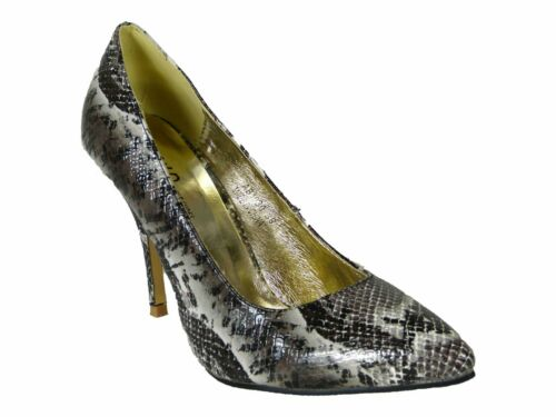 WOMEN LADIES NEW STILETTO COURT SHOES POINTED HIGH HEELS SIZE 3 4 5 6 7 8