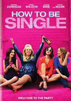 How to Be Single (DVD, 2016) *Comedy* Dakota Johnson, Rebel Wilson, Leslie Mann
