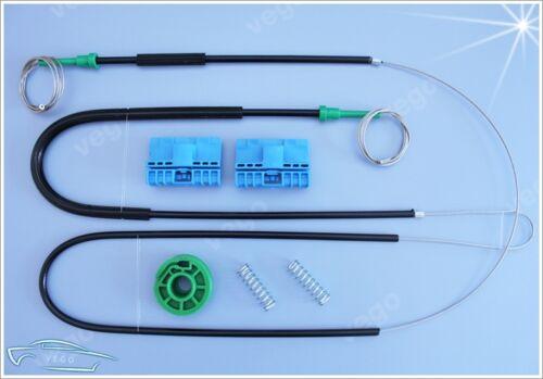Kit de Réparation Lève-vitres Conducteur avant Droit Audi A6 4b0837462