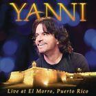 Live at El Morro, Puerto Rico by Yanni (CD, 2012, Masterworks)