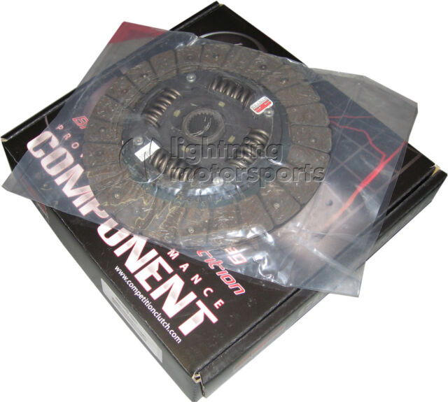 Competition Clutch Stage 1.5 / Stage 2 Disc ONLY