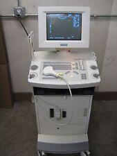 Siemens Sonoline Prima Ultrasound System W Convex Probe Printer Gc Guaranteed