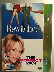 BEWITCHED-THE-PERFECT-MAN-Romcom-Comedy-Double-Bill-2-Disc-UK-DVD-Box-Set