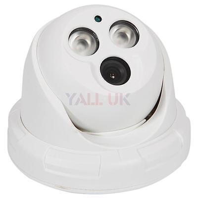 1300TVL HD Color 3.6mm Lens Array LED Home CCTV Security Camera IR-Cut Day Night