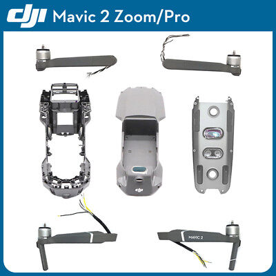 For DJI Mavic 2 Pro//Zoom Drone Genuine Front Shell Cover Case Repair Spare Parts