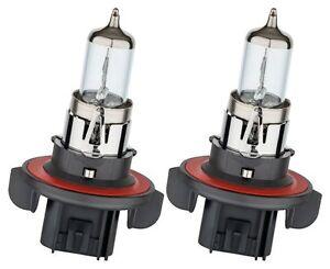 Duo Set BREHMA NightWarrior H13 9008 +100% 12V 60/55W P26.4t E13 9008 Glühlampe
