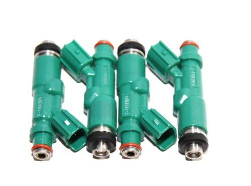 For 04-06 Scion xA xB 00-05 Echo 01-09 Prius 23250-21020 4PCs Fuel Injectors