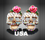 US-Seller-Betsey-Johnson-Halloween-Crystal-Sugar-Skull-Stud-Earrings thumbnail 16