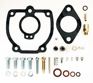 Details about IH Farmall M Super M Super H Complete Tractor Carburetor  Repair Kit