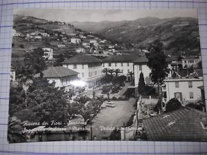 Dettagli su Cartolina Sanremo Soggiorno Militare Mazzini 1972 (892gg)