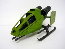 "GI JOE SKY HAWK VTOL Vintage 9"" Action Figure Vehicle NEAR COMPLETE 1984"