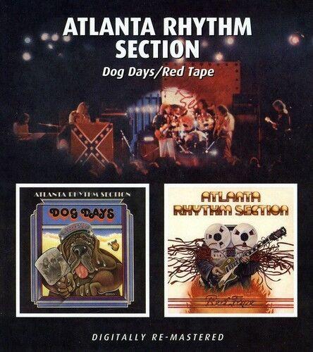Atlanta Rhythm Section - Dog Days / Red Tape [New CD]