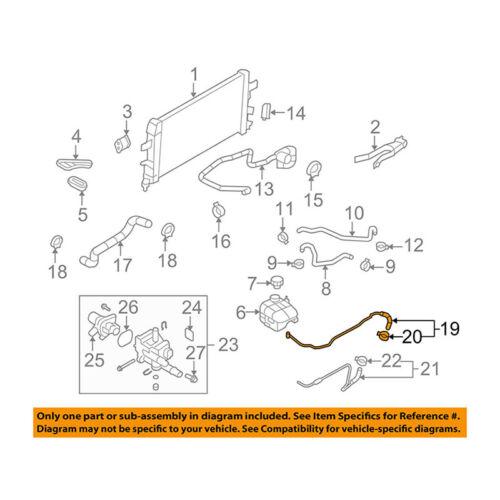 Throttle Body Heater Pipe Inlet For Chevrolet Cruze 1.8 55569809 MC