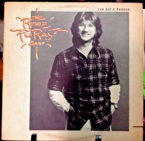 RICHIE-FURAY-I-ve-Got-A-Reason-Album-Released-1976-Vinyl-Record-Collection-US-p