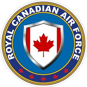 Royal-Canadian-Air-Force-RCAF-Decal-Sticker