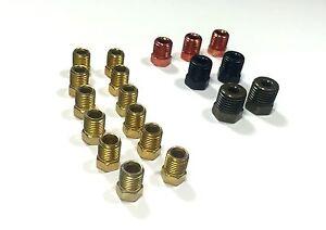 SAE-Brake-Line-Fitting-Kit-for-Inverted-Flares-on-3-16-Tube-19-Fittings