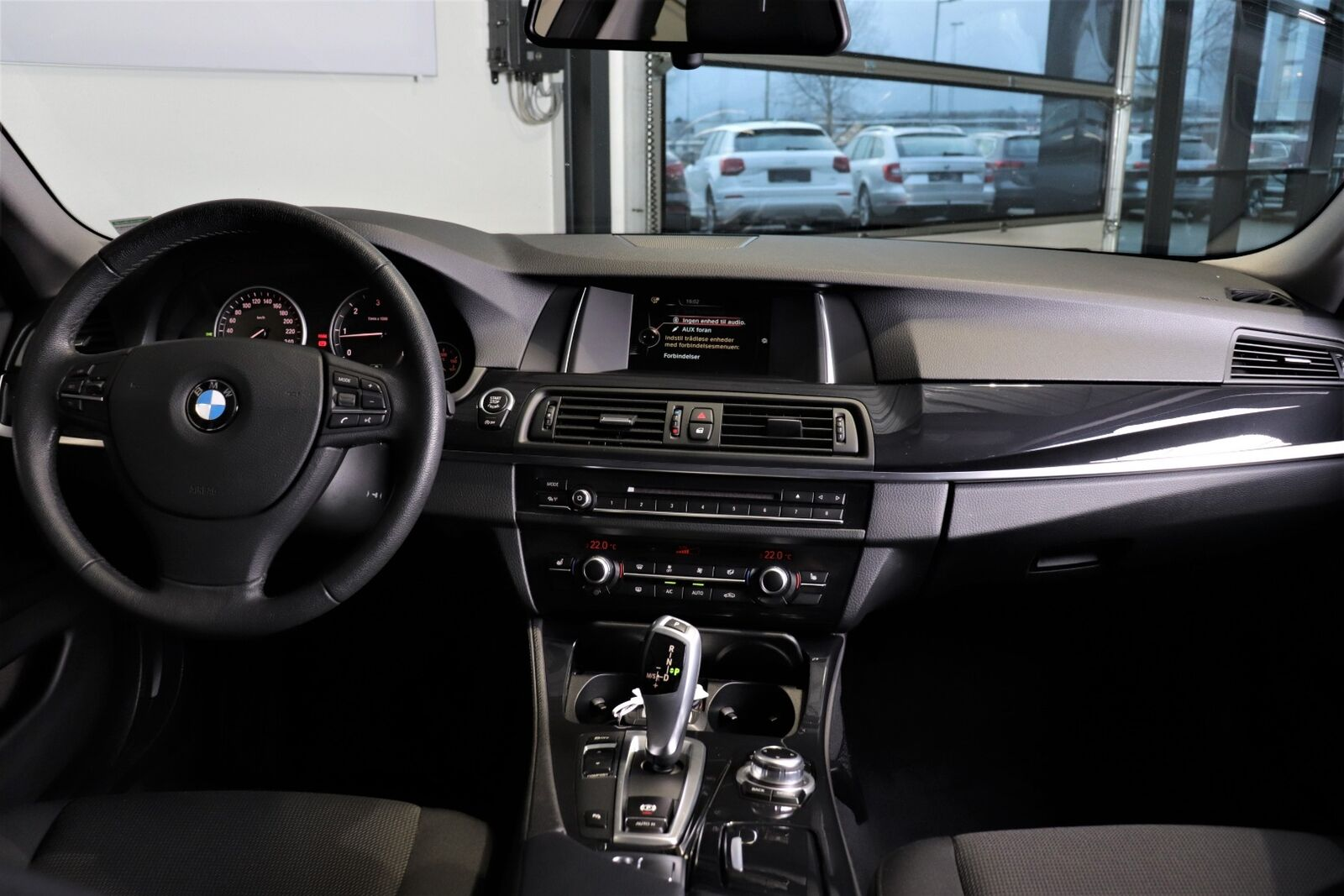 BMW 520d Touring aut.