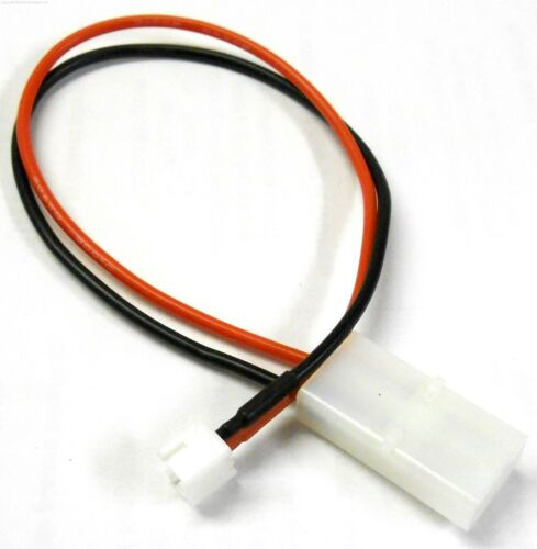 C1101Z RC 2 Pin JST-XH Female Compatible Tamiya Female 20AWG 20cm Silicone Wire
