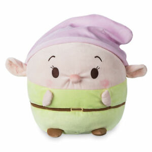 Disney-official-Snow-White-amp-The-Seven-Dwarfs-12-034-Dopey-Ufufy-Plush-Medium