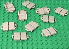 x6 Lego 3 Bright Light Blue,3 Lime Green Syringe For City Mini Figures Utensil