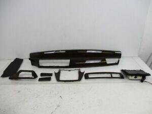 Fairing-Blinds-Trim-Decor-Set-Ash-Tree-Dark-9tlg-BMW-7-E65-E66-745-I